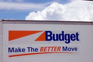 Budget Trucks and Moving Services