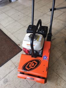 ground compactor to rent